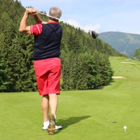 Abschlag, Golf, Longest drive, nearest to the pin, Golfturnier, Bad Kleinkirchheim